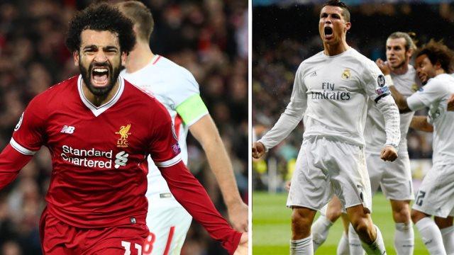 Τελικός Champions League: Ρεάλ ή Λίβερπουλ; Ρονάλντο ή Σαλάχ; Ζιντάν ή Κλοπ;