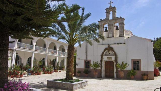 Ηράκλειο: Δεύτερη ληστεία σε ενάμισι μήνα στη μονή Παλιανής