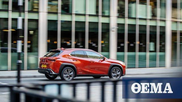 Η Lexus θα παρουσιάσει και μικρότερο μοντέλο από το UX