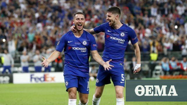Τελικός Europa League: Σήκωσε κούπα και... είπε αντίο ο