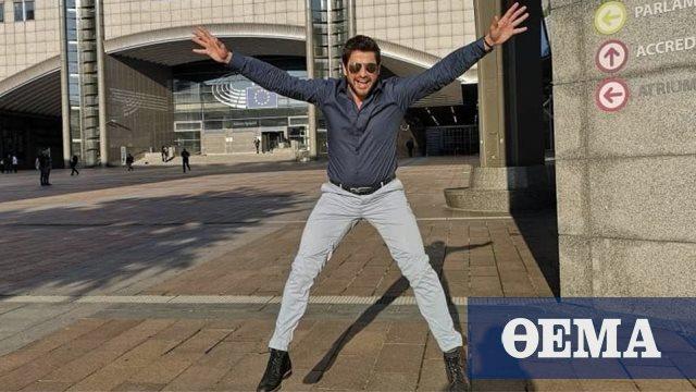 Georgoulis Jumps In His Joy In Brussels Sclate A post shared by alexis georgoulis (@alexis_georgoulis_) on oct 1, 2018 at 3:38am pdt. georgoulis jumps in his joy in brussels