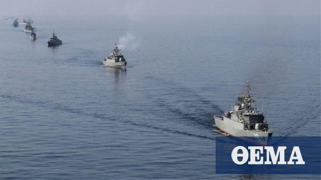 Δεκάδες νεκροί σε άσκηση του πολεμικού ναυτικού