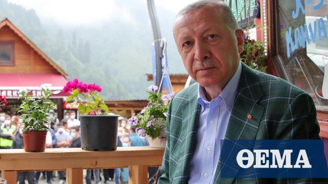 Νταής ο Ερντογάν, οι Ευρωπαίοι ηγέτες όμως στρουθοκαμηλίζουν