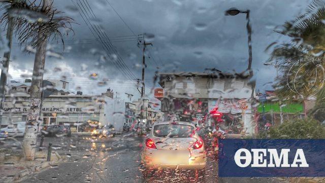 Κακοκαιρία «Ιανός»: Νύχτα αγωνίας για την Κρήτη