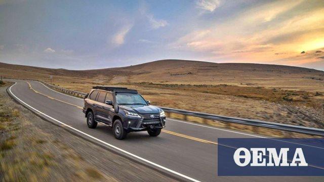 Lexus LX J201 Concept για να πηγαίνεις παντού! - Arouraios