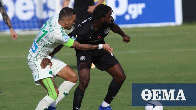 Super League 1, ΟΦΗ-Παναθηναϊκός 2-2: Τον… έσωσε ο Μακέντα στις καθυστερήσεις
