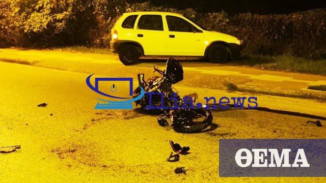 Τραγικό τροχαίο στην Αμαλιάδα – Νεκρή μια 23χρονη