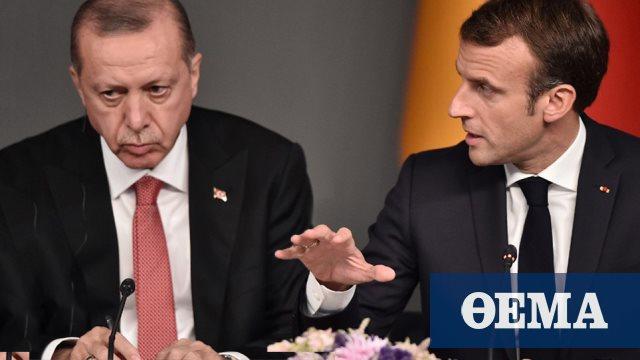 «Βράζει» η Γαλλία για τον Ερντογάν