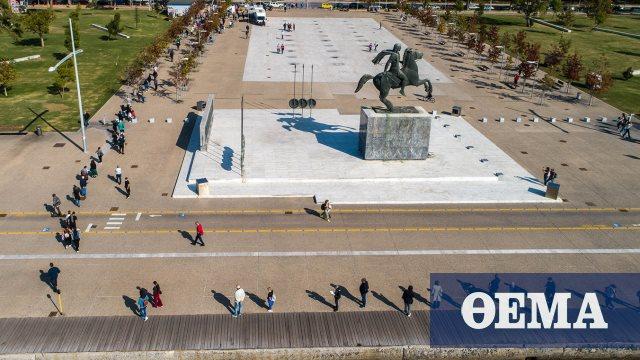 Θεσσαλονίκη: Θετικό μεγάλο ποσοστό των rapid test του ΕΟΔΥ