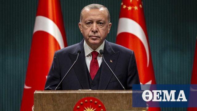 Ο Ερντογάν λέει τώρα ότι βλέπει την Τουρκία ως μέρος της Ευρώπης!