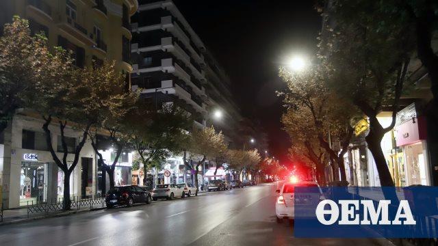 Ένταση στην Νικόπολη σε αστυνομικό έλεγχο για συγχρωτισμό ατόμων