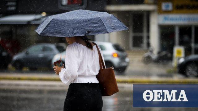 Έρχεται ο «Ωμέγα εμποδιστής» με πτώση της θερμοκρασίας και καταιγίδες