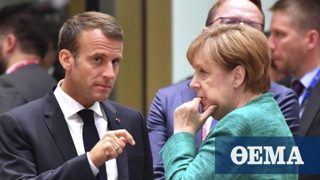 «Μανιφέστο» Μακρόν για «αυτόνομο ευρωπαϊκό μπλοκ»