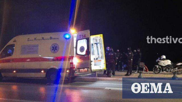 Ηλικιωμένη γυναίκα έπεσε στον Θερμαϊκό κοντά στον Λευκό Πύργο