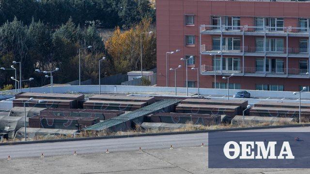 Στήνουν κινητό νοσοκομείο σε πάρκινγκ