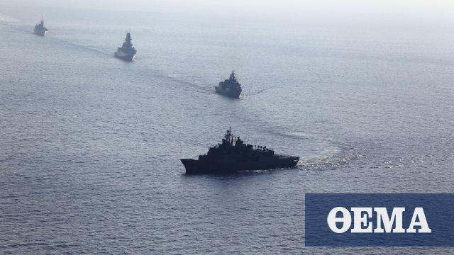 Αμφισβητούν με νέες Navtex την ελληνική αρμοδιότητα στα ΝΑ της Κρήτης