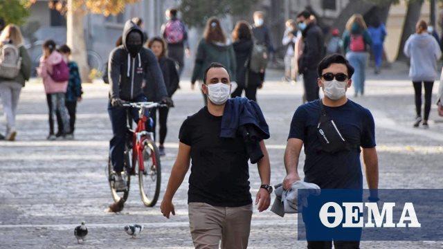 ECDC: Κάτω από 4% το ποσοστό θετικότητας στην Ελλάδα