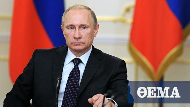 Ο Πούτιν καλεί σε σύσκεψη τους ηγέτες του Αζερμπαϊτζάν και της Αρμενίας
