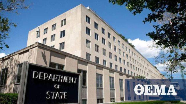 Οι ΗΠΑ χαιρετίζουν τις διερευνητικές συνομιλίες Ελλάδας – Τουρκίας