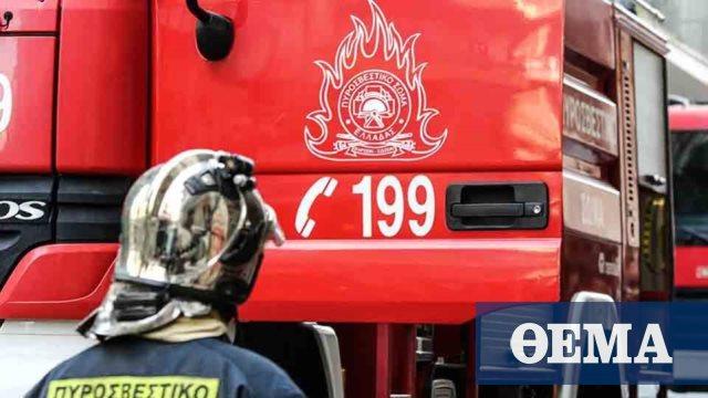 Απανθρακώθηκε 61χρονος σε αποθήκη που πήρε φωτιά