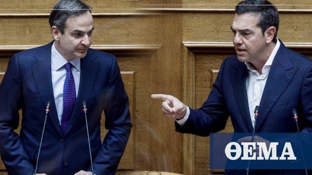 Βουλή: Προς σφοδρή μετωπική Μητσοτάκης