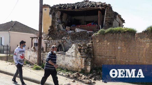 520 από τα 841 σπίτια κρίθηκαν μη κατοικήσιμα