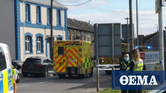 «Σοβαρό περιστατικό» στην Ουαλία – Φόβοι για νεκρό και τραυματίες
