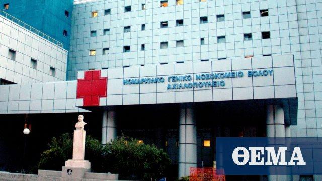 Ασθενής με κορωνοϊό αυτοκτόνησε πέφτοντας από τον 7ο όροφο του νοσοκομείου