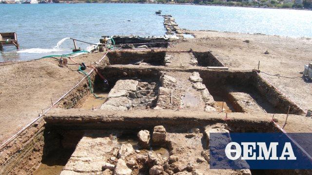 Φως στην αρχαία πόλη της Σαλαμίνας ρίχνει νέα υποθαλάσσια έρευνα
