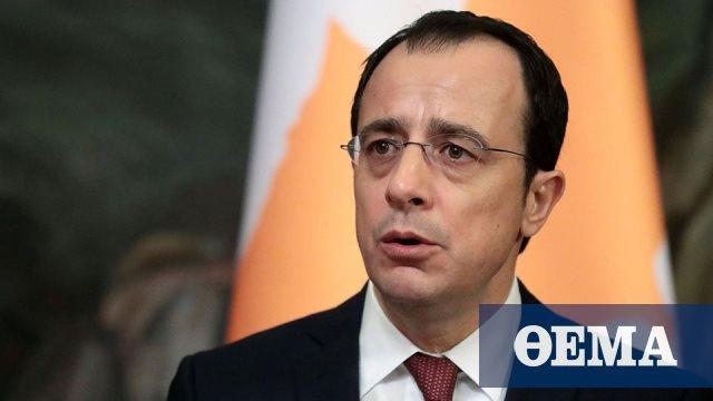 Υπουργός Εξωτερικών της Κύπρου (HAR UE 104.6).  Στοιχεία για την Τουρκία μετά την Dendia