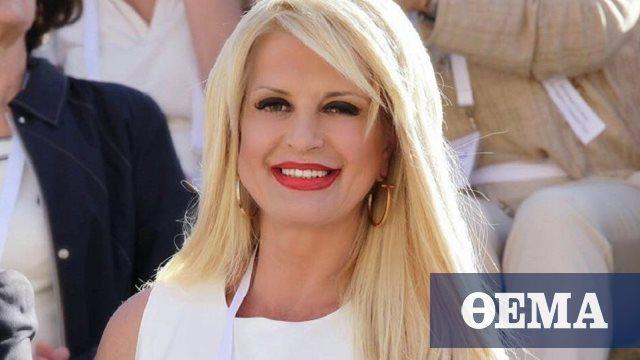Η Μαρίνα Πατούλη διαγνώστηκε θετική στον κορωνοϊό