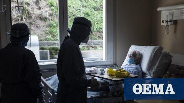 Ιταλία: Συγκίνηση στο Κοντόνιο – Εξιτήριο για τον τελευταίο ασθενή που νοσηλευόταν με Covid