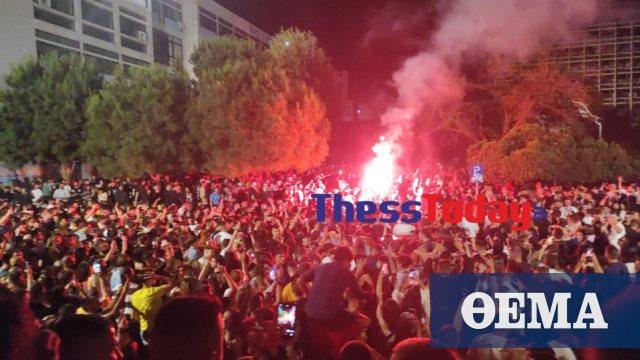 Θεσσαλονίκη: Το… αδιαχώρητο και πάλι στο ΑΠΘ