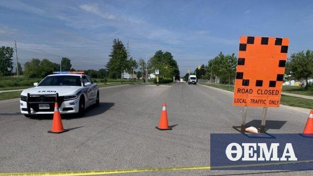 Νεαρός οδηγός παρέσυρε και σκότωσε 4 μέλη μιας οικογένειας μουσουλμάνων