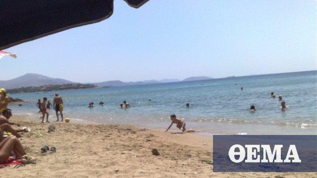 Κορωπί: Τρόμος για γυναίκα στην παραλία της Αγίας Μαρίνας