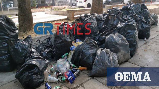 Σκουπιδότοπος ο χώρος μετά το κορωνοπάρτι – Έγιναν και βανδαλισμοί