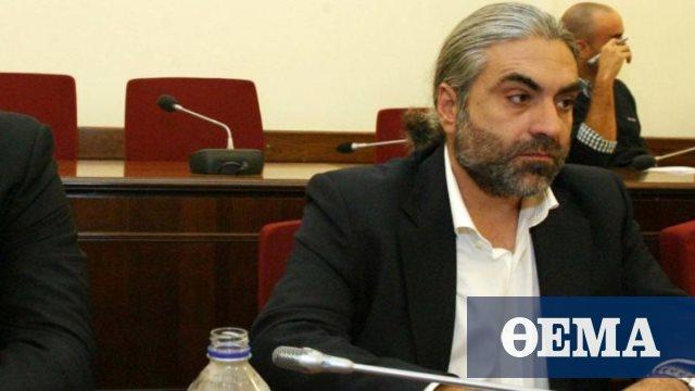 Με κρανιοεγκεφαλική κάκωση νοσηλεύεται ο πρώην βουλευτής της Χρυσής Αυγής, Βαλάντης Αλεξόπουλος