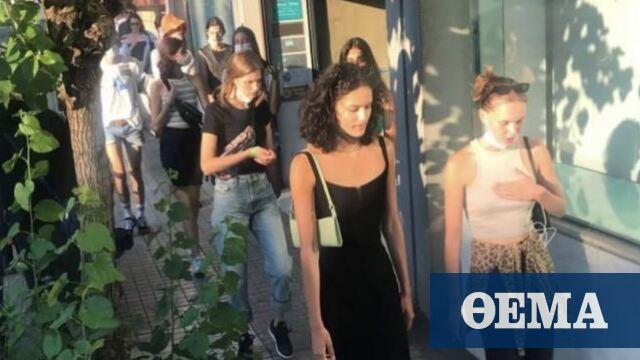 Τα μοντέλα του Dior στις πρόβες για τη βραδινή επίδειξη - Δείτε φωτογραφίες