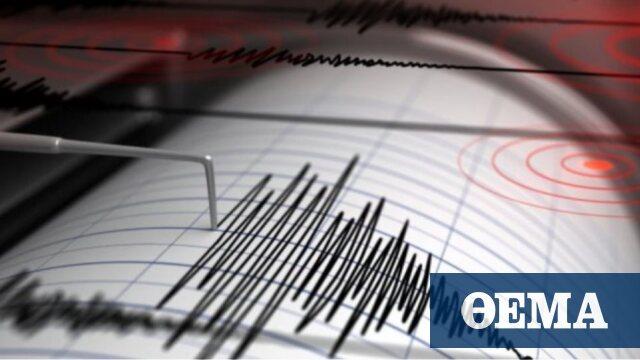 Σεισμός τώρα 4,5 Ρίχτερ δυτικά της Τήλου