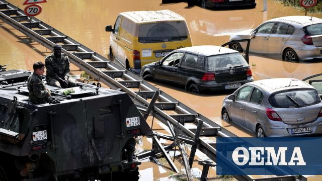 Οι σειρήνες που δεν ήχησαν προκάλεσαν εκατοντάδες θύματα από τις πλημμύρες