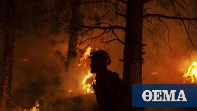 Ευθύνεται πάροχος ηλεκτρικού ρεύματος για την καταστροφική πυρκαγιά «Ντίξι»;