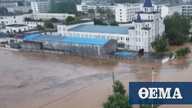 Τουλάχιστον 12 νεκροί και τεράστιες καταστροφές από πλημμύρες