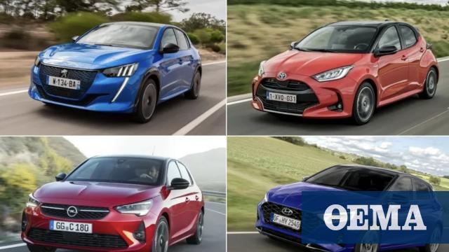 Τα 15 + 1 πιο φθηνά αυτοκίνητα στην Ελλαδα (τιμές)