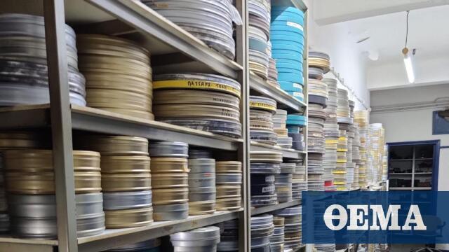 Διαρροή χημικών στις πρώην εγκαταστάσεις της Φίνος Φιλμ έθεσε σε κίνδυνο σημαντικές ελληνικές ταινίες - Φωτογραφίες