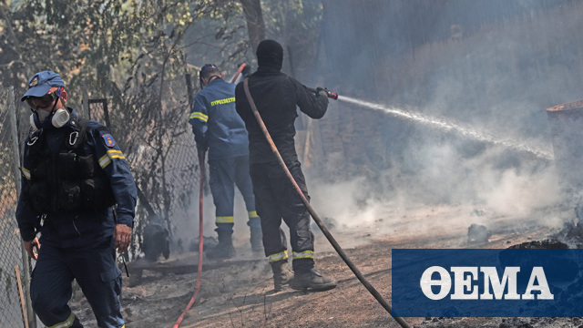 Φωτιά στη Σταμάτα: Συνελήφθη ο μελισσοκόμος
