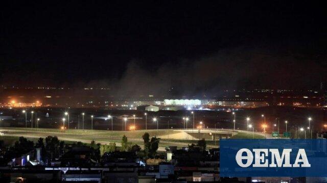 Ιράκ: Επίθεση με «οπλισμένα drones» στο Διεθνές Αεροδρόμιο Ερμπίλ - Πρώτο Θέμα