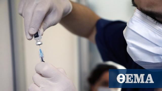 HΠΑ: Επιτροπή του FDA λέει «όχι» στην αναμνηστική δόση για το σύνολο του πληθυσμού - Πρώτο Θέμα