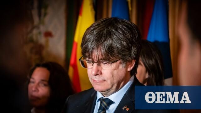 Ισπανία: Συνελήφθη στην Ιταλία ο Καταλανός αυτονομιστής ηγέτης Κάρλες Πουτζντεμόν