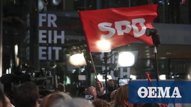 Ισοπαλία στο πρώτο exit poll, προβάδισμα Σολτς με 26%-24% στο δεύτερο