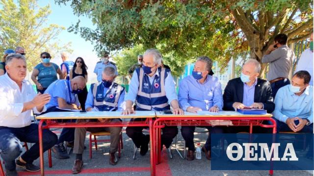 Σε κατάσταση έκτακτης ανάγκης ο δήμος Μινώα Πεδιάδος Ηρακλείου